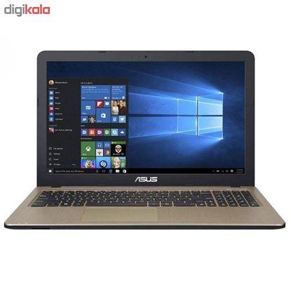 لپ تاپ 15 اینچی ایسوس مدل VivoBook X540BA- B