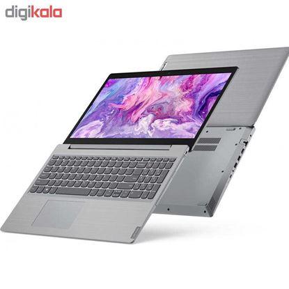 تصویر لپ تاپ 15 اینچی لنوو مدل Ideapad L3 - 15IML05