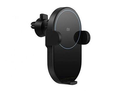 تصویر پایه نگهدارنده و شارژر بی سیم هوشمند شیائومی Xiaomi Mi WCJ03ZM 10W Car Wireless Charger