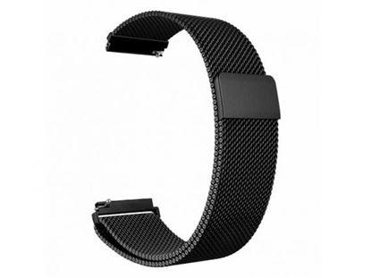 تصویر بند فلزی ساعت هوشمند سامسونگ گیر اس 2 Smart watch metal strap Samsung Gear S2 20mm