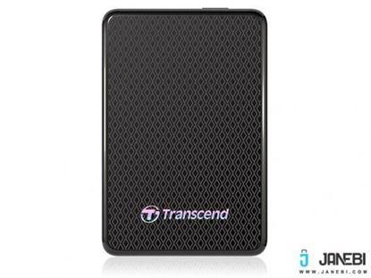 تصویر هارد اس اس دی اکسترنال ترنسند Transcend ESD400 SSD 256GB