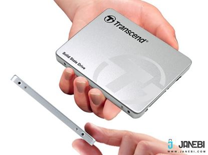 """تصویر هارد اس اس دی ترنسند Transcend 2.5"""" 240GB SSD220 SATA 3"""