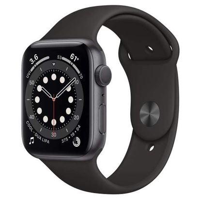 تصویر ساعت هوشمند اپل سری 6 مدل Aluminum Case 44mm