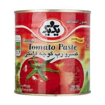 تصویر رب گوجه فرنگی یک و یک مقدار 800 گرم